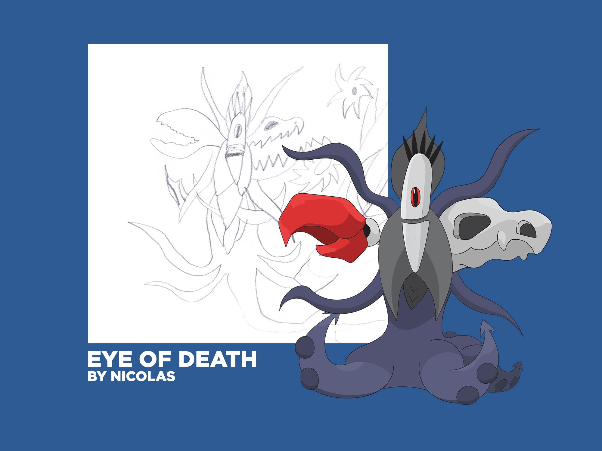 eye of death site
